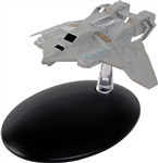 Star Trek Federation Dominion War Attack Fighter [With Collector Magazine]