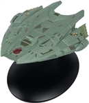 Star Trek Klingon Goroth's Transport [With Collector Magazine]
