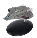 Star Trek Federation Mission Scoutship [With Collector Magazine]