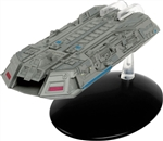 Star Trek Federation Antares Class Star Ship - Antares NCC-501 [With Collector Magazine]