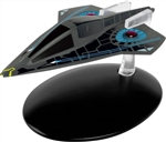 Star Trek Federation Aeon Timeship [With Collector Magazine]