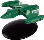 Star Trek Romulan Scout Ship [With Collector Magazine]