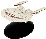 Star Trek Federation New Orleans Class Starship - USS Kyushu NCC-65491 [With Collector Magazine]