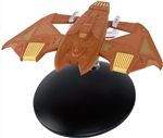 Star Trek Vidian Warship [With Collector Magazine]