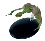 Star Trek Klingon Attack Bird-of-Prey (Wings Down) [With Collector Magazine]