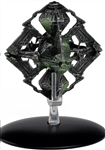 Star Trek Borg Queens Vessel [With Collector Magazine]