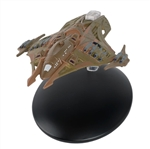 Star Trek Lokirrim Fighter [With Collector Magazine]