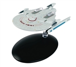 Star Trek Federation Soyuz Class Starship - USS Bozeman NCC-1941 [With Collector Magazine]