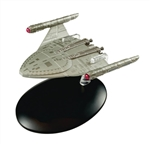 Star Trek Terran Emmette Class Starship - SS Emmette [With Collector Magazine]