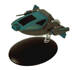 Star Trek Alien Shuttlecraft - Alice [With Collector Magazine]