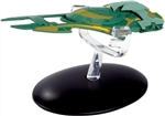 Star Trek Xindi Humanoid Ship [With Collector Magazine]