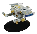 Star Trek Federation Tug [With Collector Magazine]