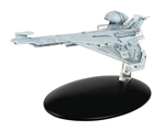 Star Trek Promellian Battle Cruiser [With Collector Magazine]