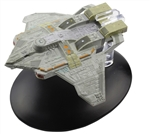 Star Trek Kraylor Starship Medical Transport 136 - Nightingale [With Collector Magazine]