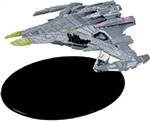 Star Trek Jem'Hadar Dominion Battleship [With Collector Magazine]