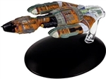 Star Trek Krenim Warship [With Collector Magazine]