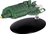 Star Trek Klingon Rebel Transport [With Collector Magazine]