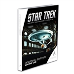 Eaglemoss Star Trek Designing Starships Volume One [160 Pages]