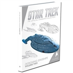 Eaglemoss Star Trek Designing Starships Volume Two [160 Pages]