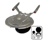 Star Trek Federation NX Class Starship - USS Enterprise NX-01 [With Collector Magazine] (Large Scale)