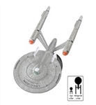 Star Trek Federation USS Enterprise NCC-1701 Discovery [With Collector Magazine] (Large Scale)