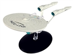 Special Edition No. 12: Star Trek Federation Constitution Class (Refit) Starship - USS Enterprise NCC-1701  [With Collector Magazine]