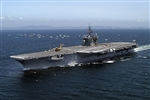 US Navy Kitty Hawk Class Aircraft Carrier - USS Kitty Hawk (CV-63)