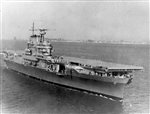 US Navy Yorktown Class Aircraft Carrier - USS Hornet (CV-8)