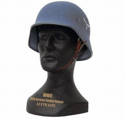 German M40 Combat Helmet - Luftwaffe