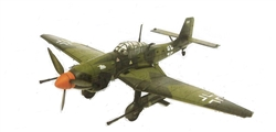 German Junkers Ju 87G-1 Stuka Dive-Bomber - Experimental Tank Fighting Unit