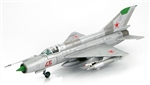 Soviet Mikoyan-Gurevich MiG-21RF Fishbed Fighter - Soviet Air Force Frontal Aviation Unit