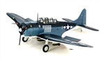 USN Douglas SBD-5 Dauntless Dive-Bomber - VMSB-231 Ace of Spades Marshall Islands, 1944