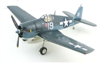 USN Grumman F6F-3 Hellcat Fighter - Alex Vraciu, VF-6, USS Intrepid (CV-11), February 1944