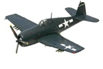 US Navy Grumman F6F-5 Hellcat Fighter - Minsi II, Cdr. David McCampbell, Commander Air Group 15, USS Essex (CV-9), 1944
