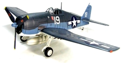 US Navy Grumman F6F-3 Hellcat Fighter - Alexander Vraciu, VF-6, USS Independence (CVL-22), 1943
