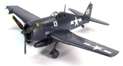 US Navy Grumman F6F-5N Hellcat Fighter - William Henry, VF(N)-41, USS Independence, (CVL-22), September 1944