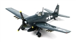 US Navy Grumman F6F-5 Hellcat Fighter - CAG 19, USS Lexington (CV-16), November 1944