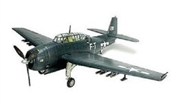 USN Grumman Avenger TBM-3 Torpedo-Bomber - Flight 19: The Missing Squadron, Bermuda Triangle, December 1945