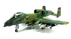 USAF Fairchild A-10A Thunderbolt II Ground Attack Aircraft - Captain Paul Johnson, Playtime, 354 Tactical Fighter Wing, Operation Desert Storm, 1991