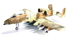 USAF A-10 Thunderbolt II Ground Attack Aircraft - 917th Tactical Fighter Wing, Operation Desert Storm, 1991