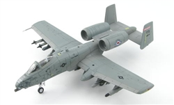 USAF Fairchild A-10C Thunderbolt II Ground Attack Aircraft - 188th Fighter Wing, Arkansas Air National Guard, 2011 [Low-Vis Scheme]