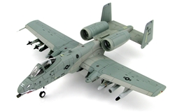 USAF Fairchild A-10C Thunderbolt II Ground Attack Aircraft - FT/AF80-252, Bagram AFB, Afghanistan, 2013 [Low-Vis Scheme]