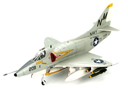 USN McDonnell Douglas A-4E Skyhawk Attack Aircraft - Lieutenant Commander Michael J. Estocin, VA-192 Golden Dragons, USS Ticonderoga (CV-14), April 1967