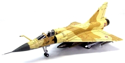 French Dassault-Breuget Mirage 2000C Fighter - 5-OP/74, Operation Desert Storm, Daguet Operation, 1991