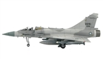 ROCAF Dassault-Breuget Mirage 2000-5F Multi-Role Fighter - 41st Tactical Fighter Squadron, 21st Tactical Fighter Wing, Hsinchu Air Base, Taiwan [Low-Vis Scheme]