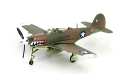 USAAF Bell P-400 Airacobra Fighter - 67th Fighter Squadron, 347th Fighter Group, 13th Air Force, Guadalcanal, 1942