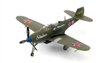 Russian Bell P-39N Airacobra Fighter - Grigorii Ustinovich Dol'nikov, 100 GIAP, Germany, May 1945