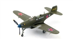 Soviet Bell P-39N Airacobra Fighter - Capt. Ivan II'ich Babak, 100 GIAP, Germany, January 1945