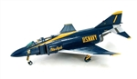 USAF McDonnell F-4J Phantom II Fighter-Bomber - The Blue Angels Aerobatic Team