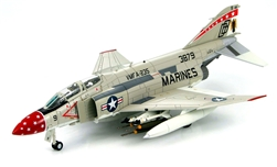 USMC McDonnell F-4J Phantom II Fighter-Bomber - VMFA-235 Death Angels, Marine Corps Base Hawaii (MCBH), Oahu, Hawaii, 1975